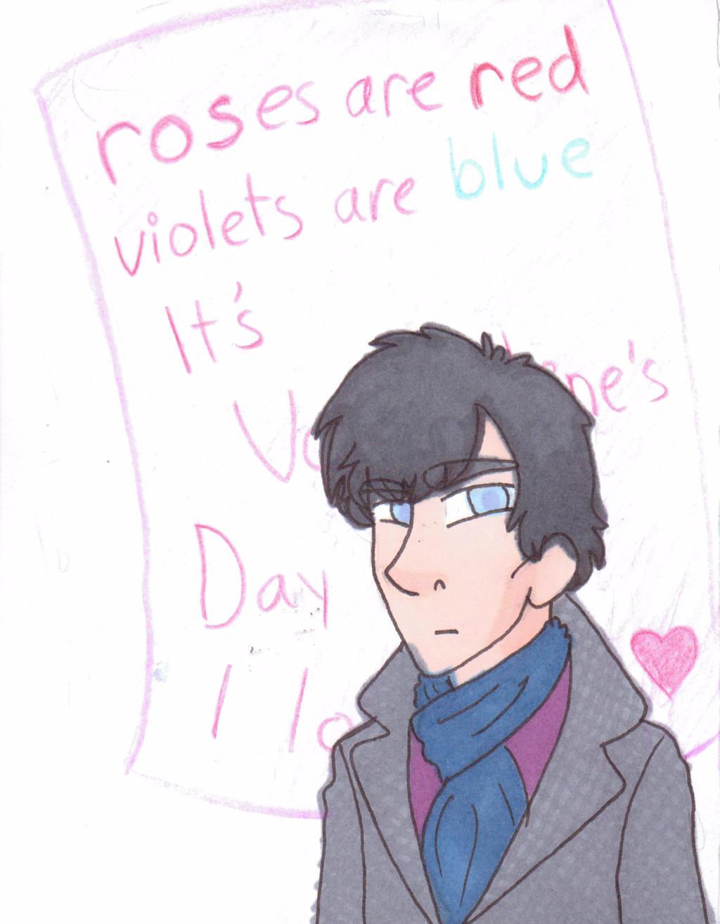 ... Sherlock Valentines: Love Poem By Phyrestar