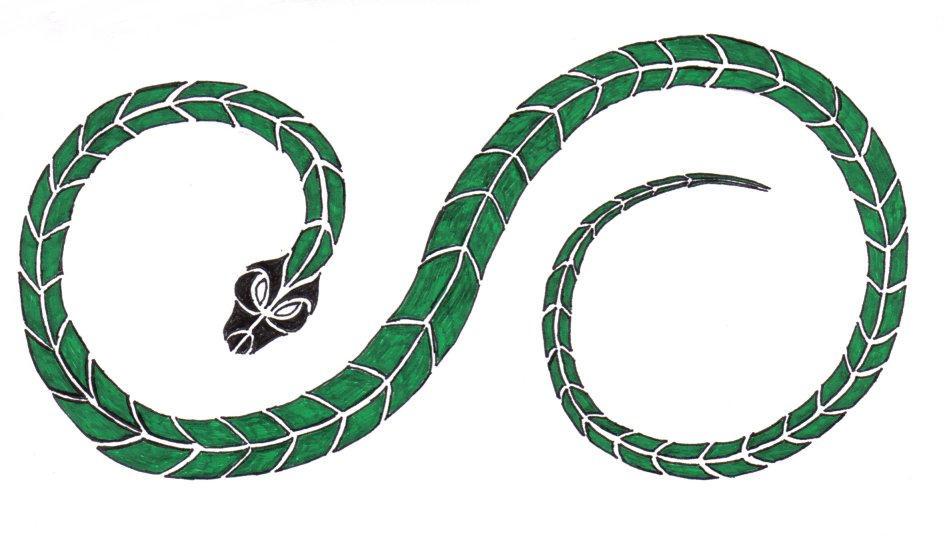 snake design by morhandir on deviantart