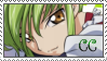 CC Stamp - Code Geass by o0-Azrael-0o