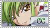 CC Stamp - Code Geass by o0-Azrael-0o