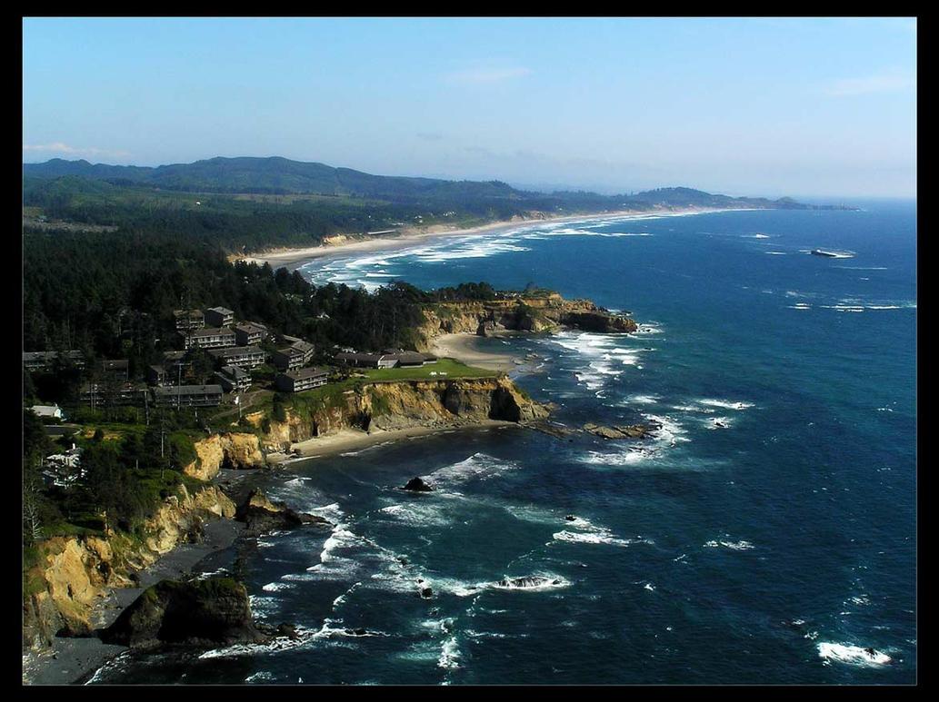 Oregon, My Oregon:  Part One by Daron-Kel