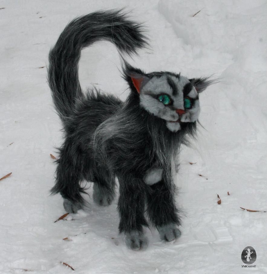 Cat Merlin. by Ynik-name