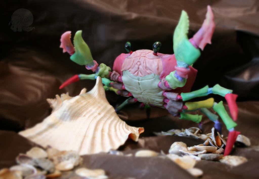 Poison Crab Doll by Ynik-name