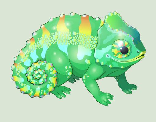 cute Chamelion