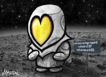Lovebot by Amurael