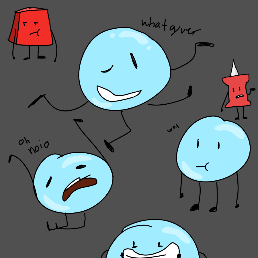Bfdi Doodles By Turquoiis On DeviantArt