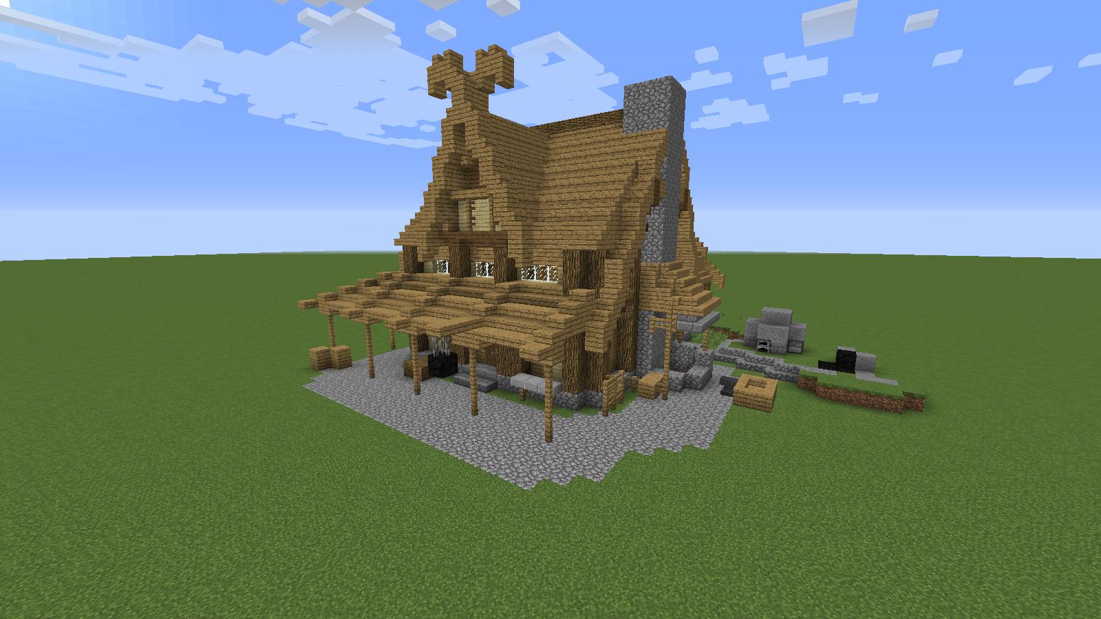 Warmaiden's (skyrim) - Creative Mode - Minecraft: Java ...