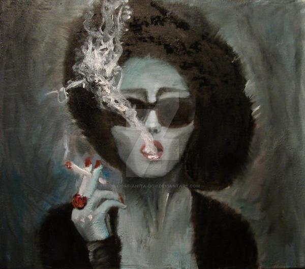 marla singer by DILLIGAF-ANITA-DO-I