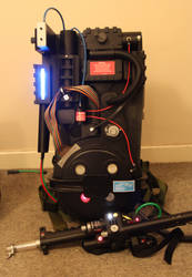Proton Pack - almost finished