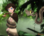 (REQUEST) Melody meets Kaa