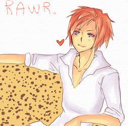 RAWR by Dead-dream