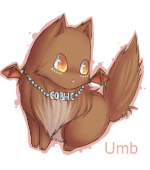 Chibi kiriban - Umb by Dead-dream