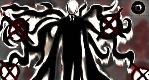 Slender Man - Blood