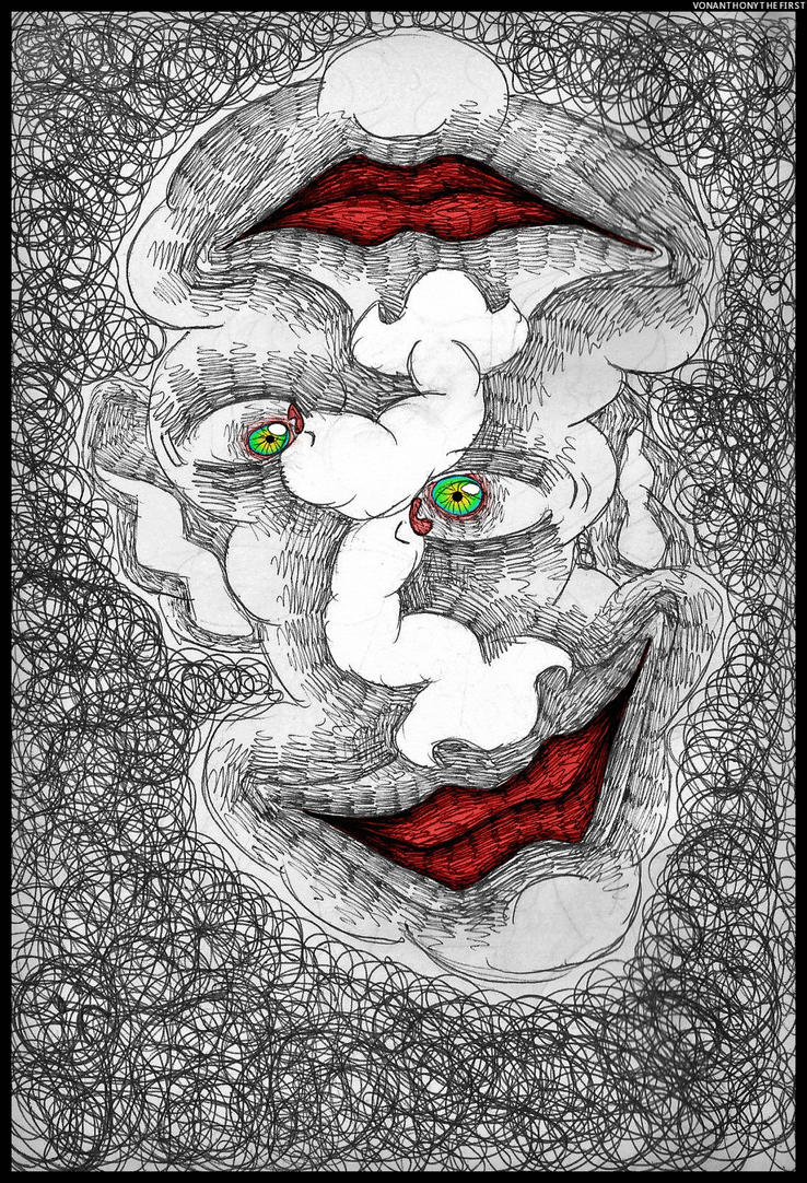 .DISILLUSION. by VonAnthonyTheFirst
