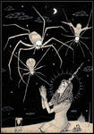 Spiders from Heaven