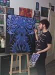 Painting process