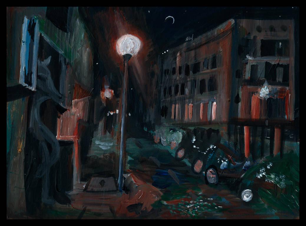City Streets by Anton-Constantin