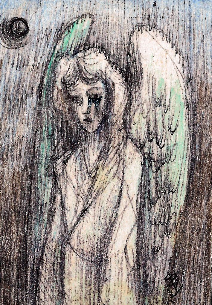 angel by Anton-Constantin