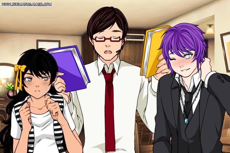 Yeah, This Happened (Miyoko and Steine) by MissAmaterasu18