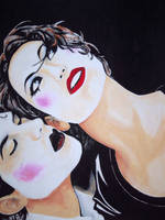 Dresden Dolls Coloured by CatAstropheBoxes