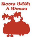 Room With A Moose by CatAstropheBoxes