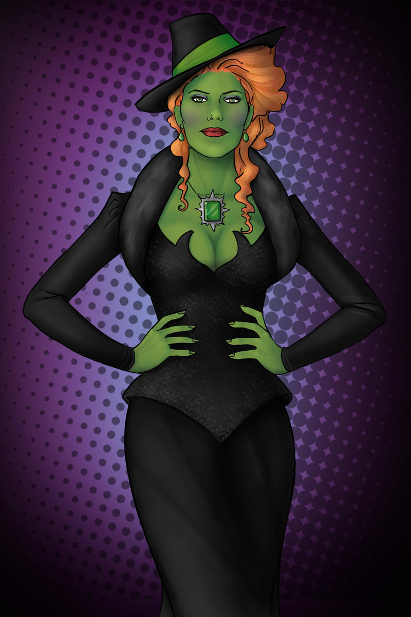 Wicked Witch of the West - Zelena - 137.7KB