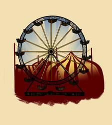 Ferris Wheel by CatAstropheBoxes