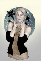 Iris, the Undead by CatAstropheBoxes