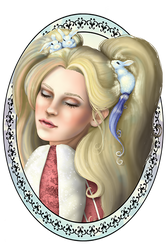 Lady Lovely Locks and the Pixietails by CatAstropheBoxes