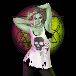 Punk Isn't Dead by CatAstropheBoxes