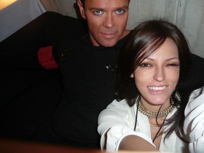 Richard Kruspe and his new girlfriend by Rammcutegirl on