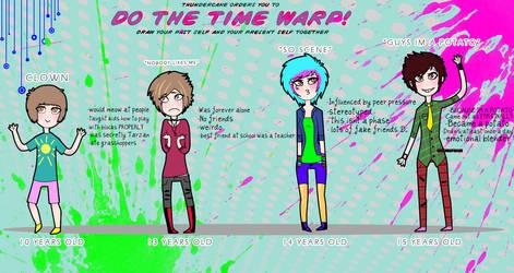 TIME WARP MEME :D by Fancy-Tramp