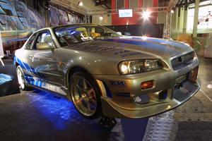 Nissan Skyline by kinginsano
