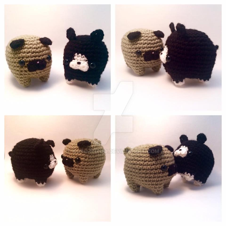 Chubby Puppies by Kuro-Mizuo