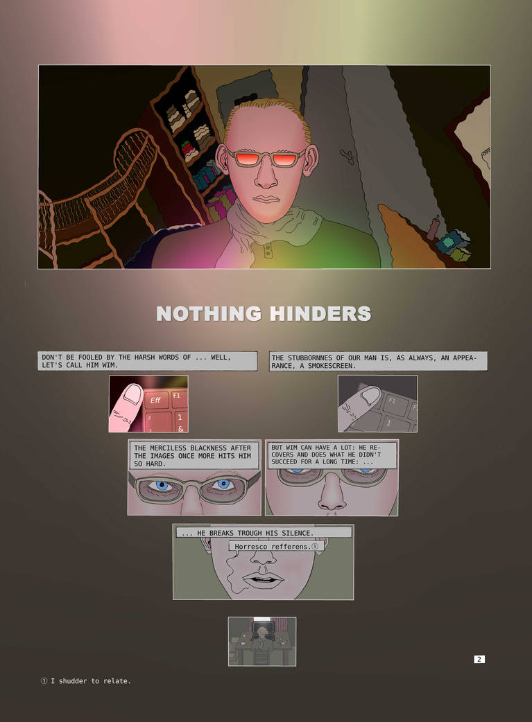 Nothing hinders: page 2 of 70