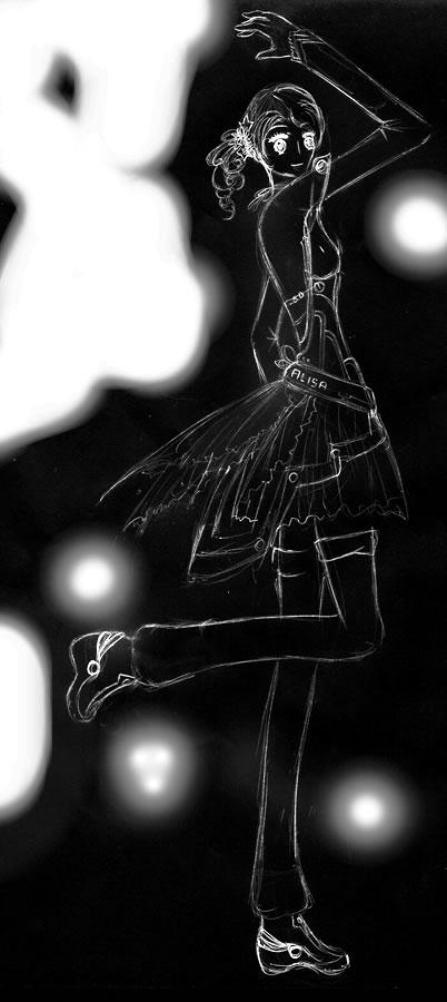 My alisa by Duduru