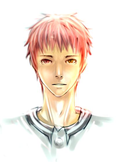Akashi Doodle by Duduru