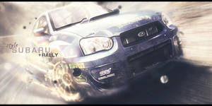 Subaru Rally style