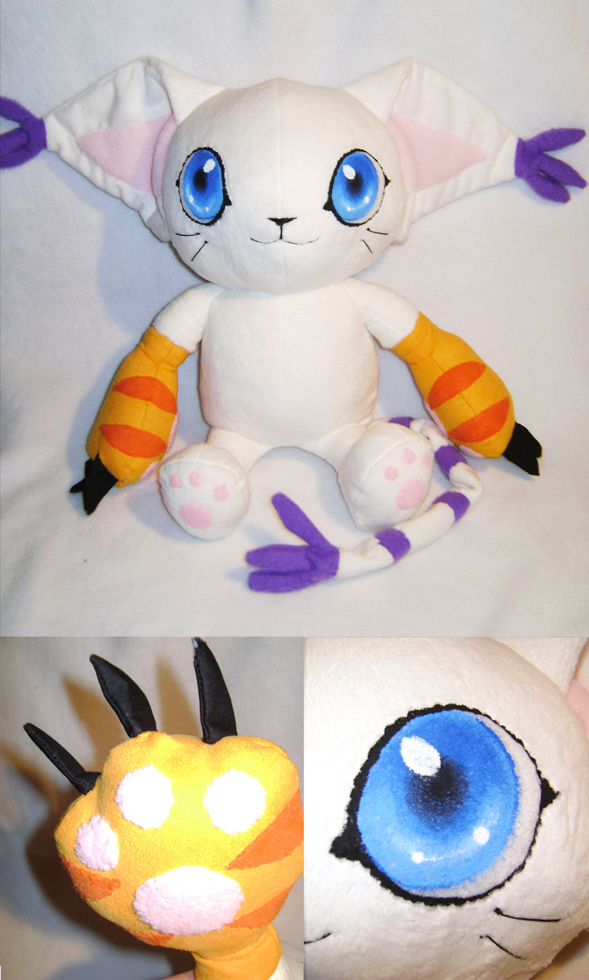 Gatomon by MagnaStorm