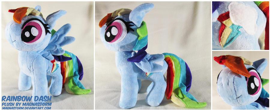 Rainbow Dash by MagnaStorm