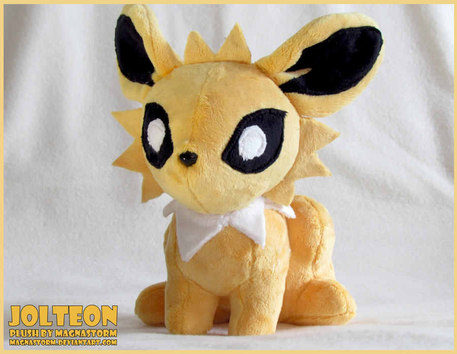 Jolteon by MagnaStorm