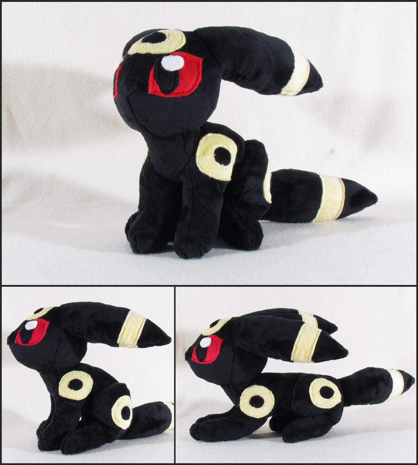 Floppy Umbreon by MagnaStorm