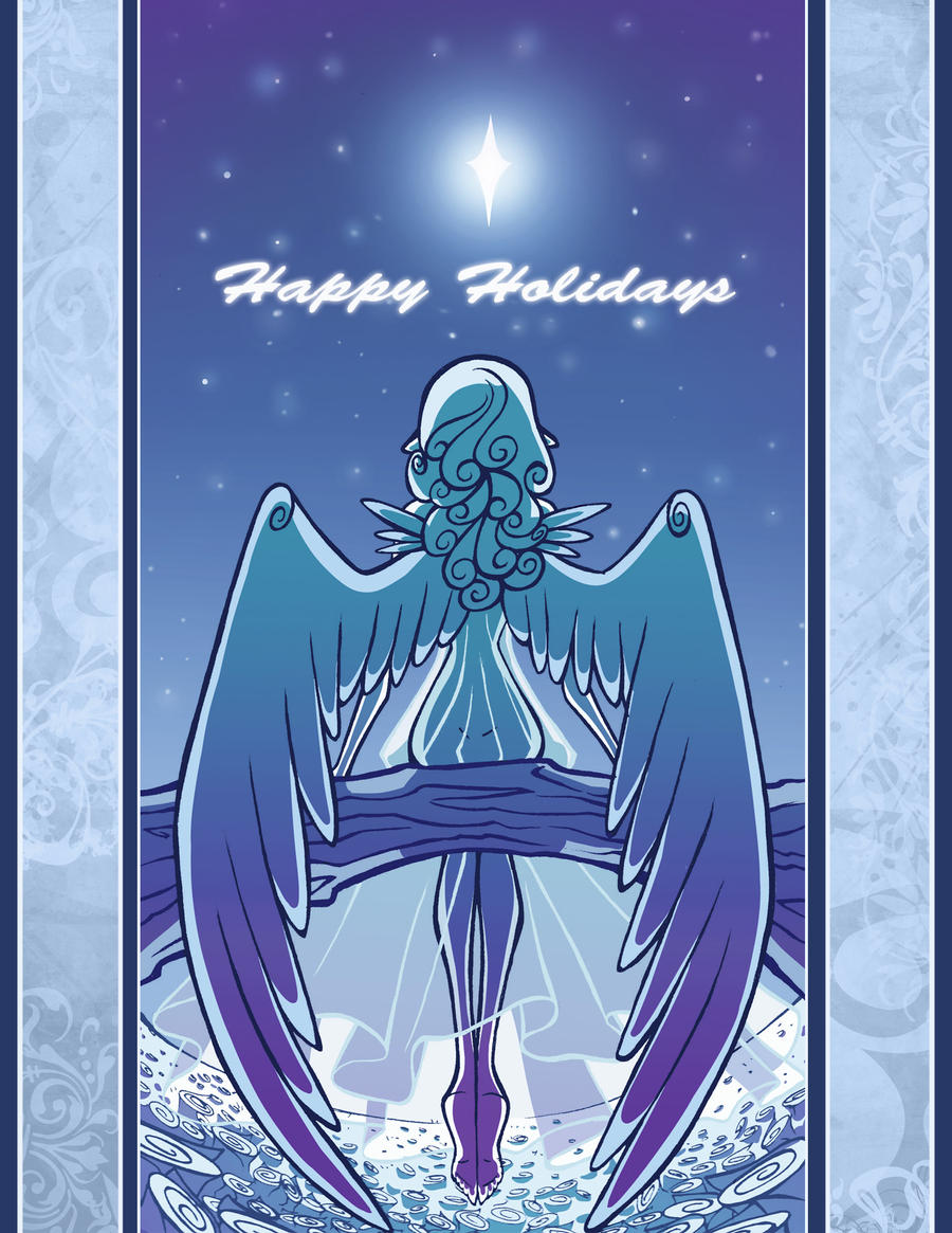 Happy Holidays by MagnaStorm