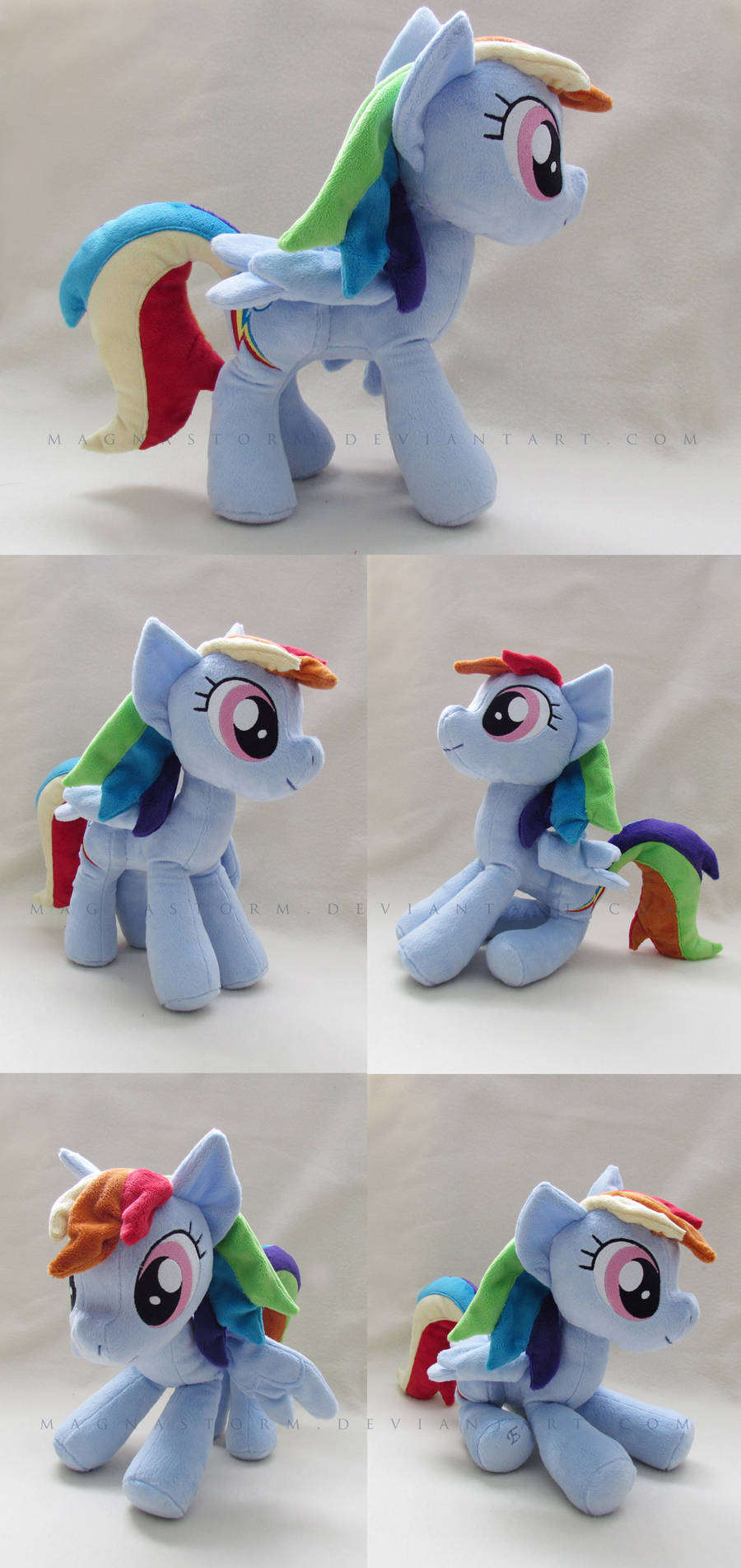 Posable Dash by MagnaStorm