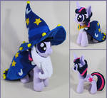 Twilight as starswirl the bearded