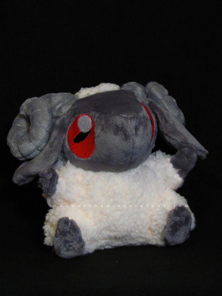 Chibi Catherine Sheep by MagnaStorm