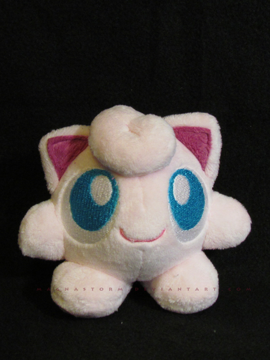 mini Jigglypuff by MagnaStorm