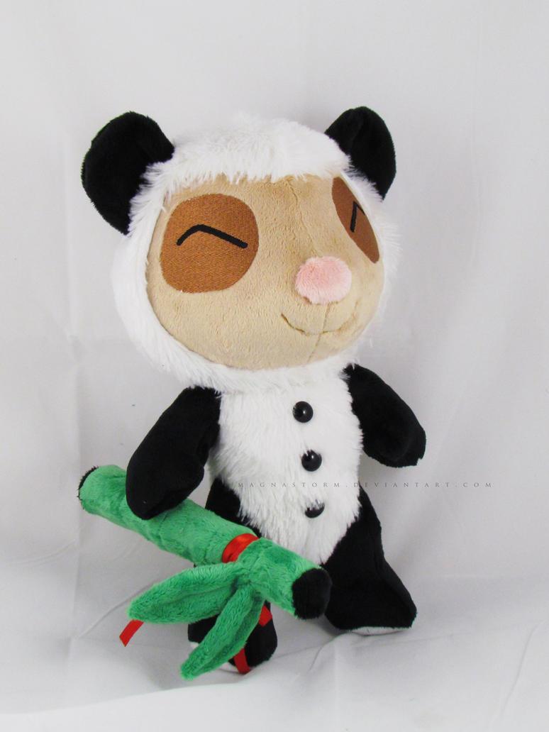 Panda Teemo by MagnaStorm