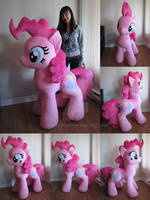 Giant Pinkie completed