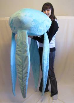 Giant Moon Jellyfish
